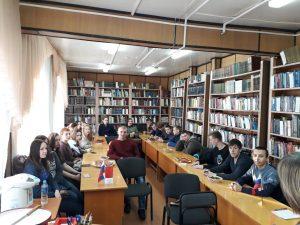 Встреча в Избирательной комиссии