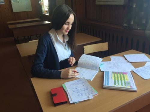 Кузнецова Наталья, гр. № 37 (дублёр преподавателя химии)