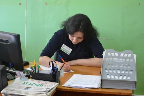 Мамакова Елена, гр. № 27 ( дублёр зам. директора по УВР)