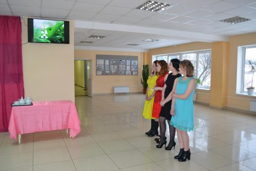 Презентации участниц